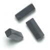 Hematite Rectangular Bead 4X13mm 16in Strand